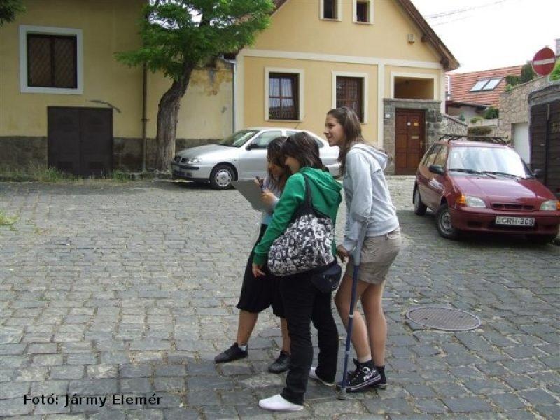 Városfelfedező séta – kvízjáték Szentendre
