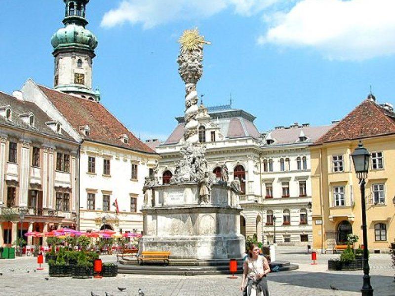 Városfelfedező séta – kvízjáték Sopron