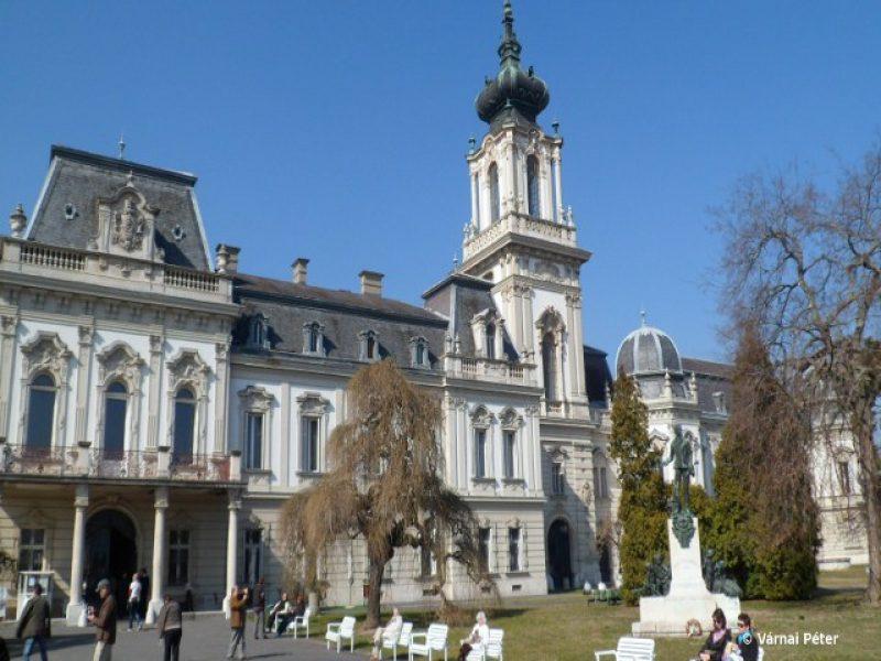 Városfelfedező séta – kvízjáték Keszthely