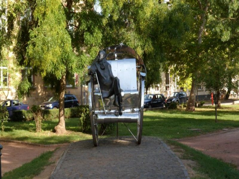 Városfelfedező séta – kvízjáték Nyíregyháza