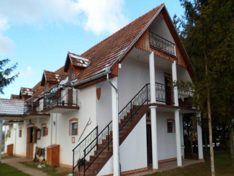9734-es Üdülőház Balatonboglár