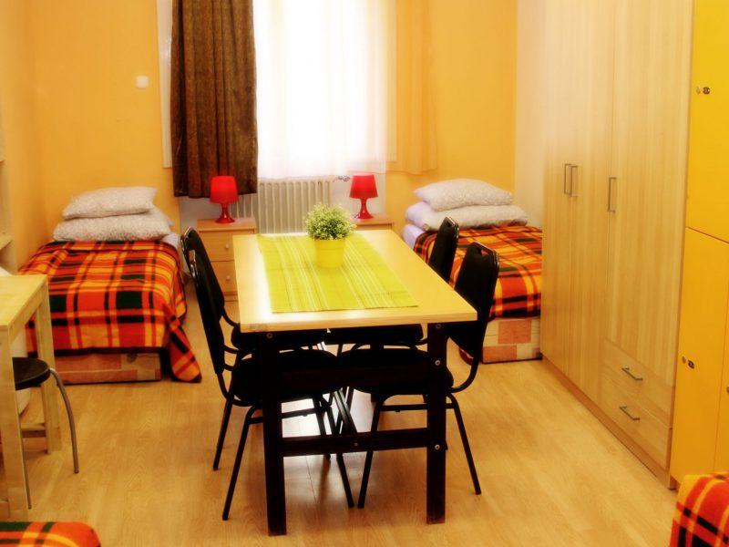 9386-os Hostel Budapest