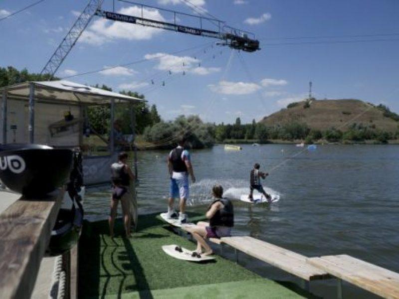 RideCable Wakeboard pálya Kecskemét