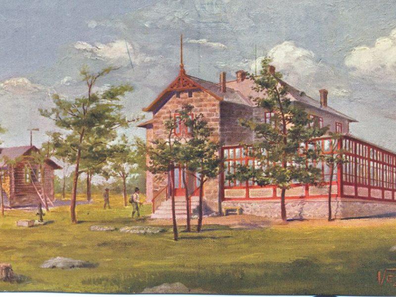 9630-as Turistaház Dobogókő-Pilisszentkereszt