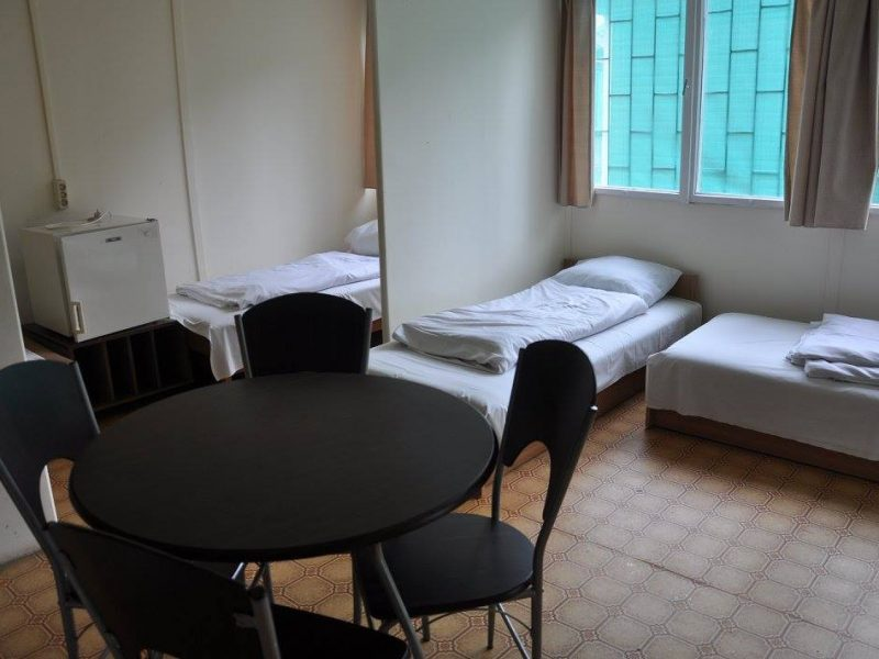 1108-as Tata Üdülőház, ifjúsági szálló, motel