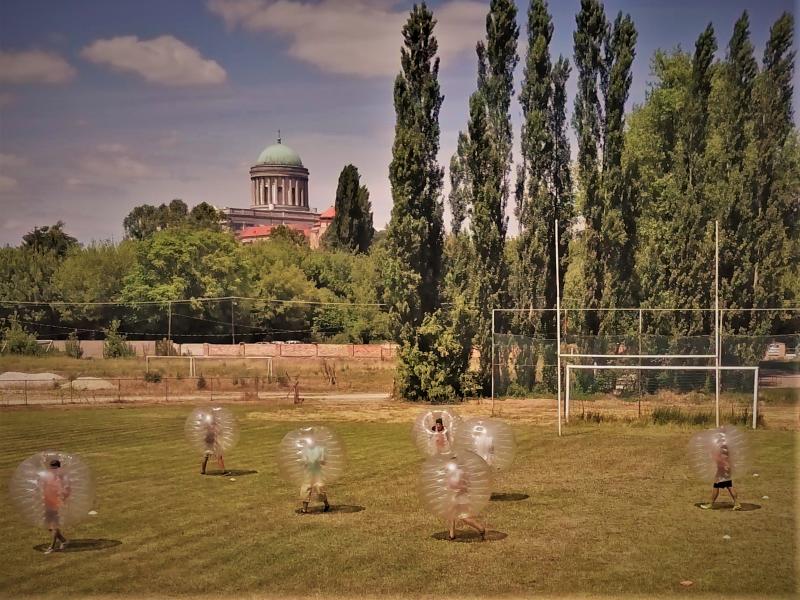 Buborékfoci Esztergom