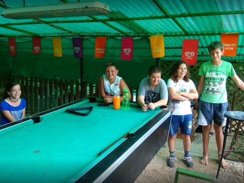 4991-es Ifjúsági tábor Nagyvisnyó