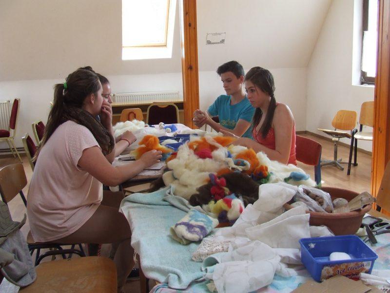 9364-es Ifjúsági tábor Szigetszentmárton