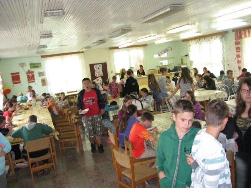 1181-es Ifjúsági Szálló Balatongyörök