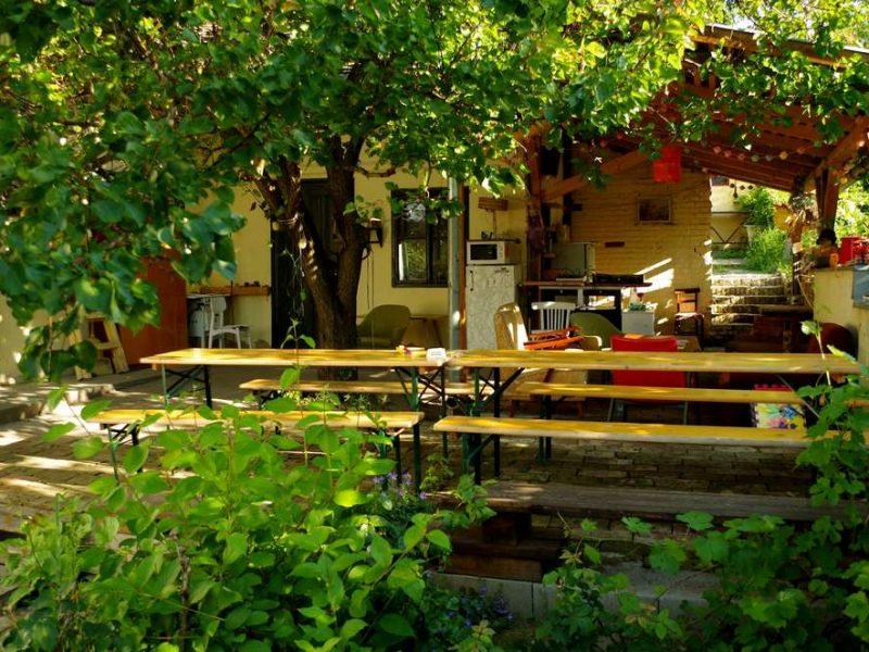 1180-as Hostel Pécs
