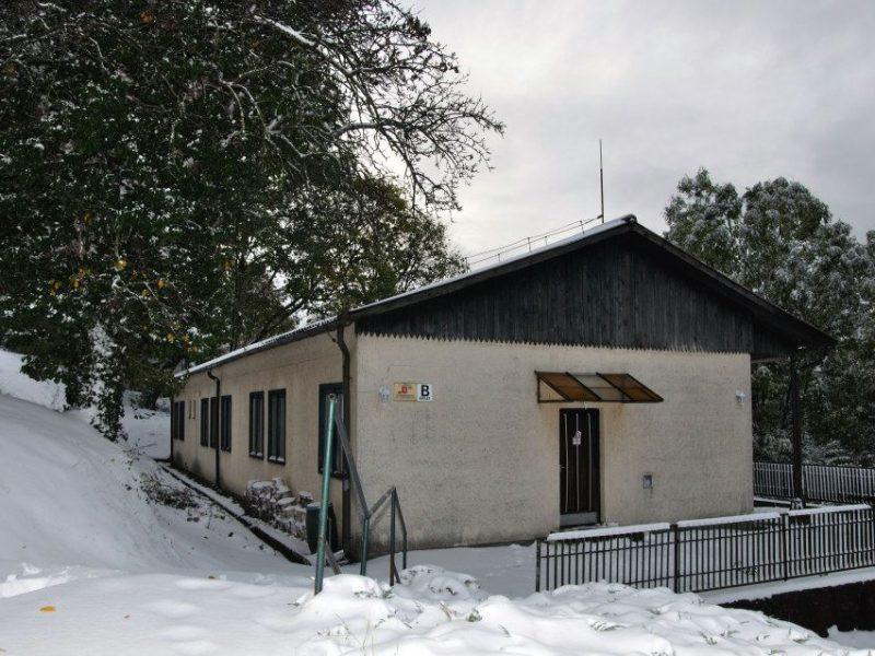 1305-ös Ifjúsági szálló Mátraszentistván