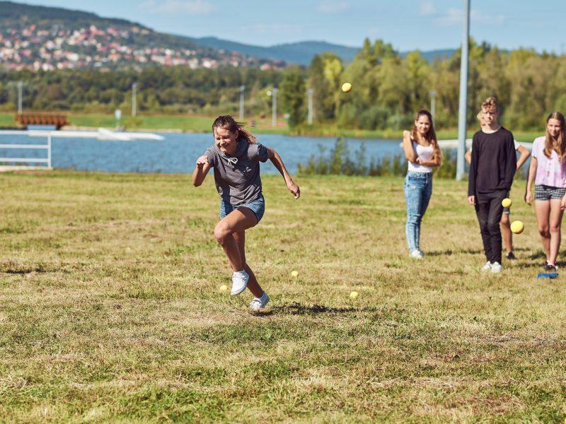 Soft-csúzlis kalandjáték Veszprém