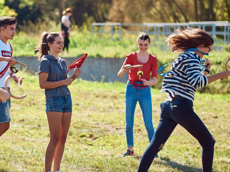 Soft-csúzlis kalandjáték Budapest – Városliget