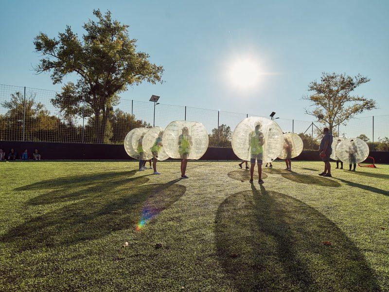 Buborékfoci Orfű