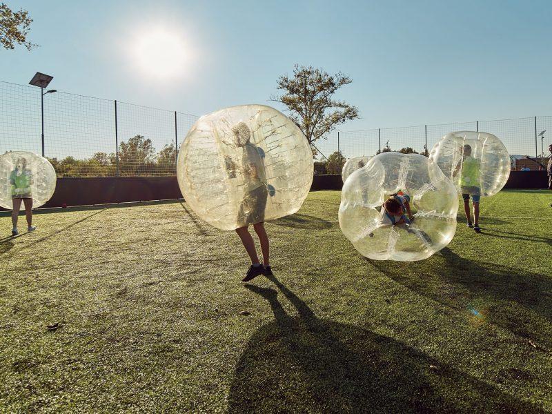 Buborékfoci Szilvásvárad