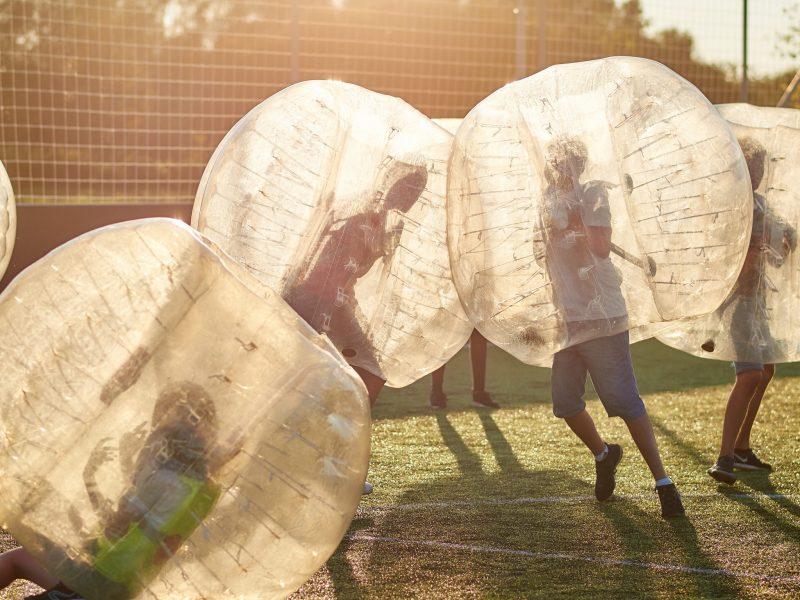 Buborékfoci Zánka