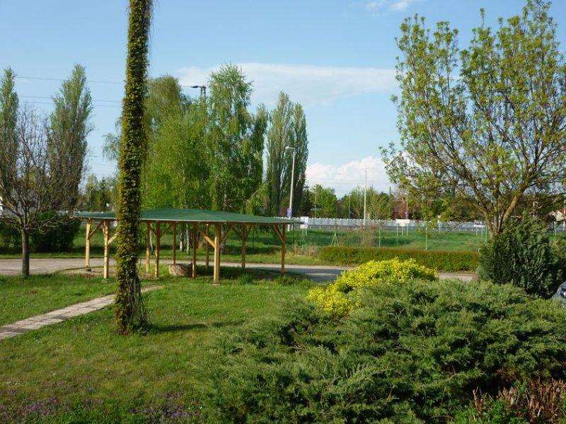 1307-es Ifjúsági szálló Siófok