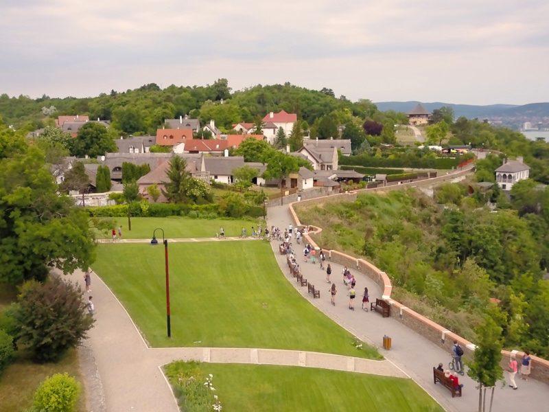 Tihany-Balatonfüred kétnapos osztálykirándulás kickbike-os városnézéssel