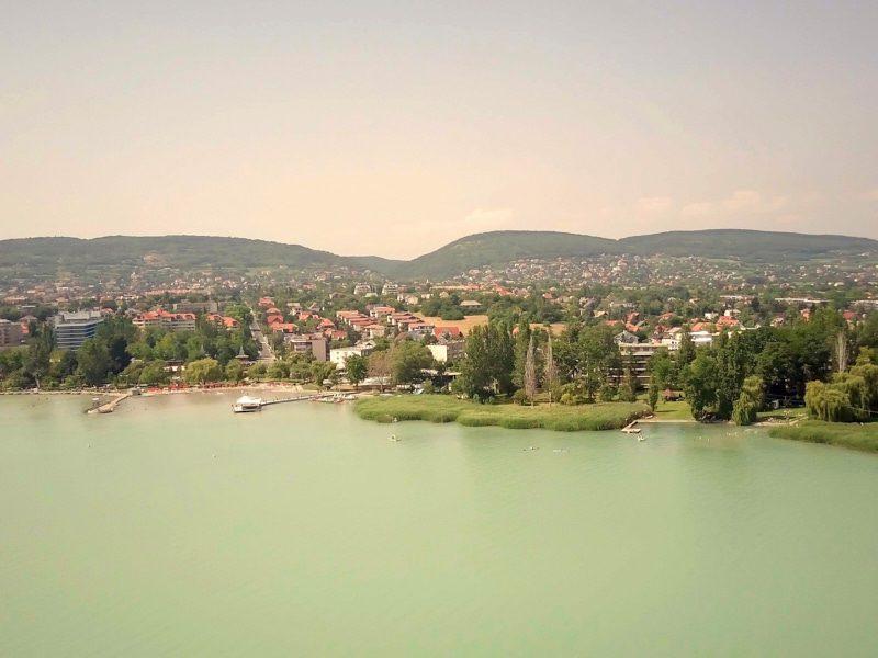 Balatonfüredi egynapos osztálykirándulás városfelfedező sétával