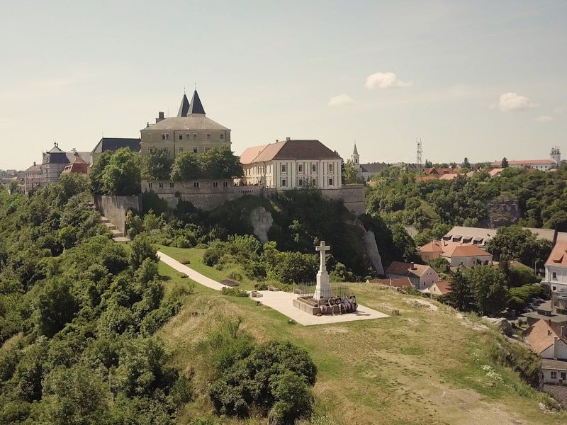 Veszprém-Balatonfüred kétnapos osztálykirándulás városfelfedező sétával