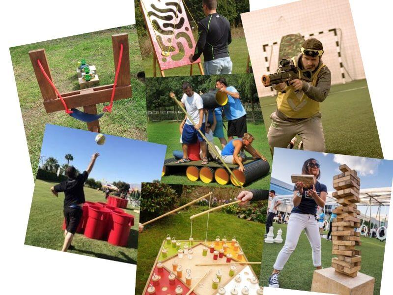 Élménylabor – interaktív játékok Balatonföldvár