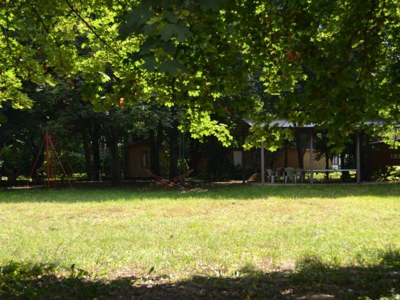 1310-es Üdülő, kemping, ifjúsági szállás Tokaj