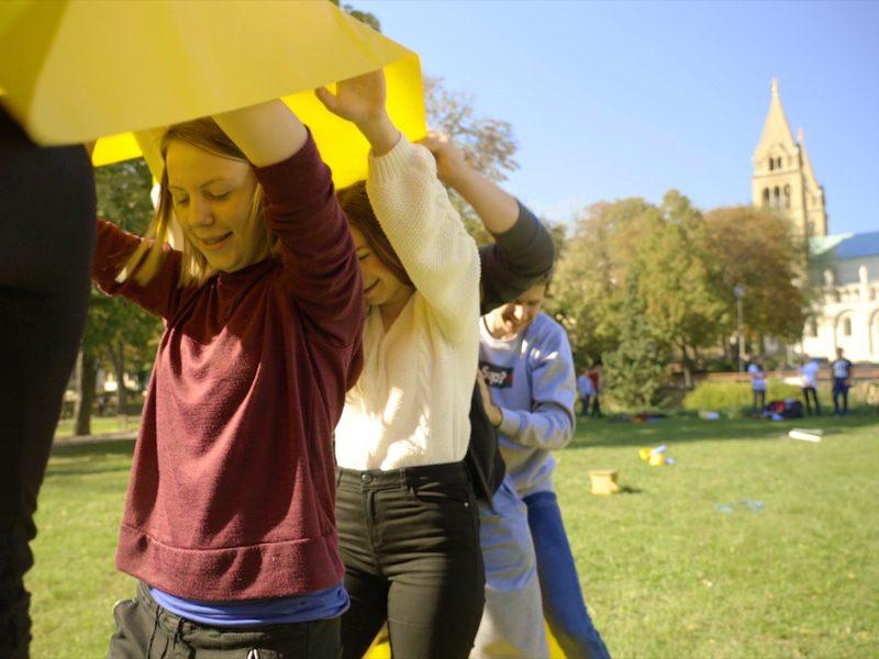 Legújabb esztergomi kétnapos osztálykirándulás kickbike-os városnézéssel