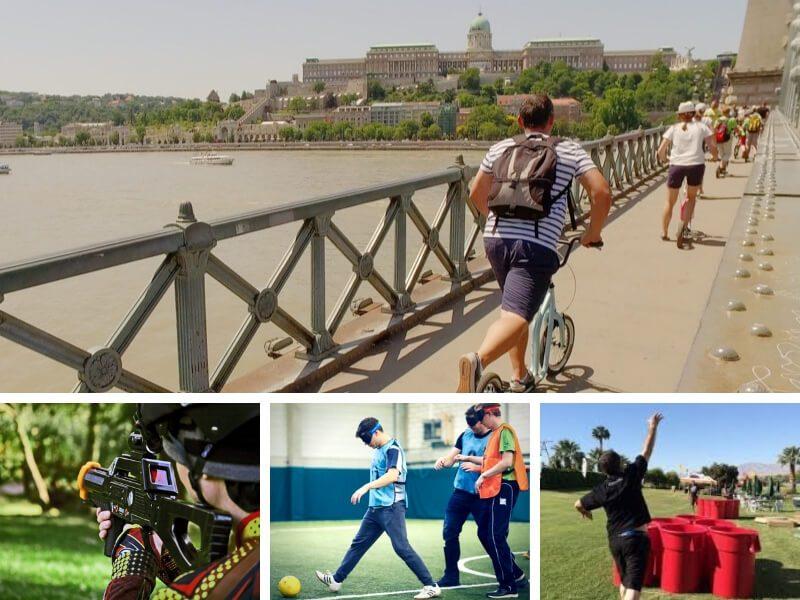 Legújabb budapesti egynapos osztálykirándulás kickbike-os városnézéssel