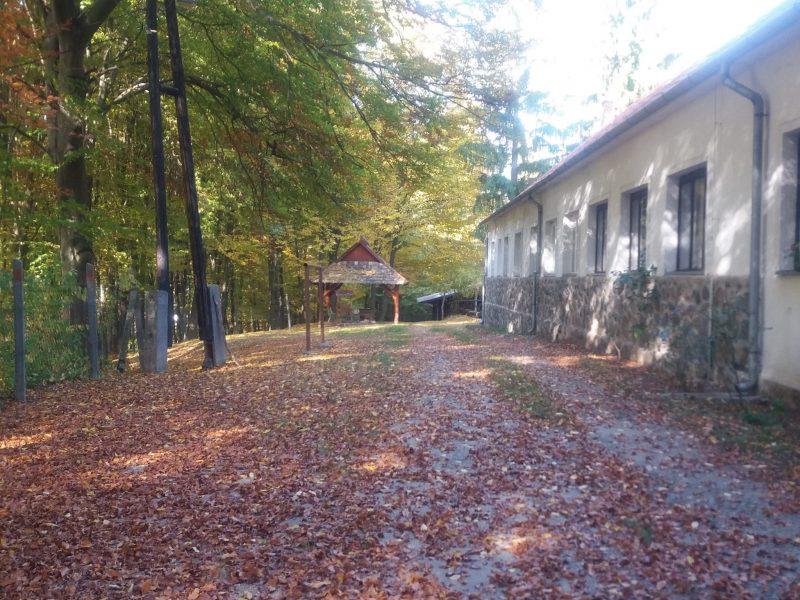 1313-as Ifjúsági tábor Mátrakeresztes