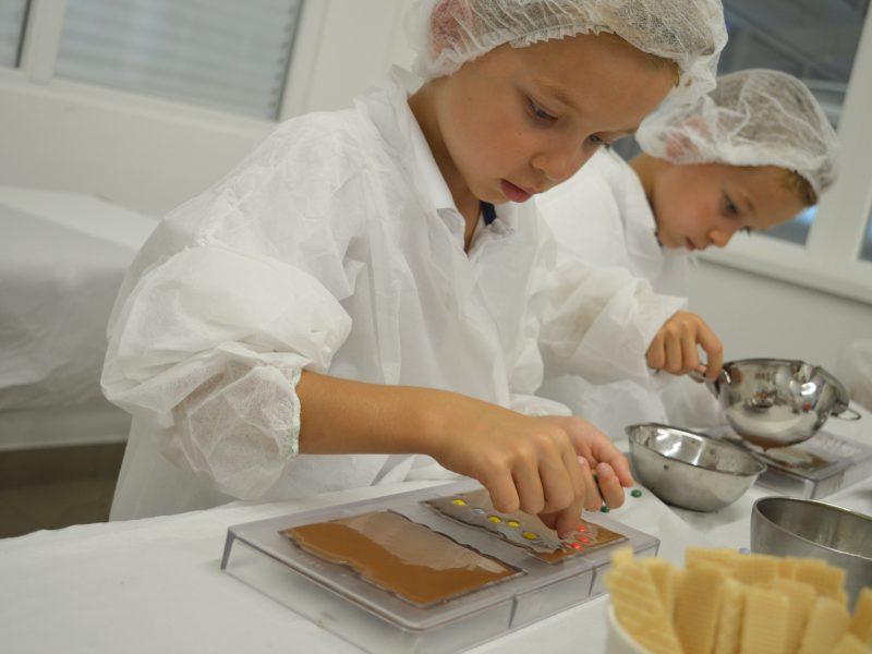 Szerencsi Interaktív Csokoládé Műhely