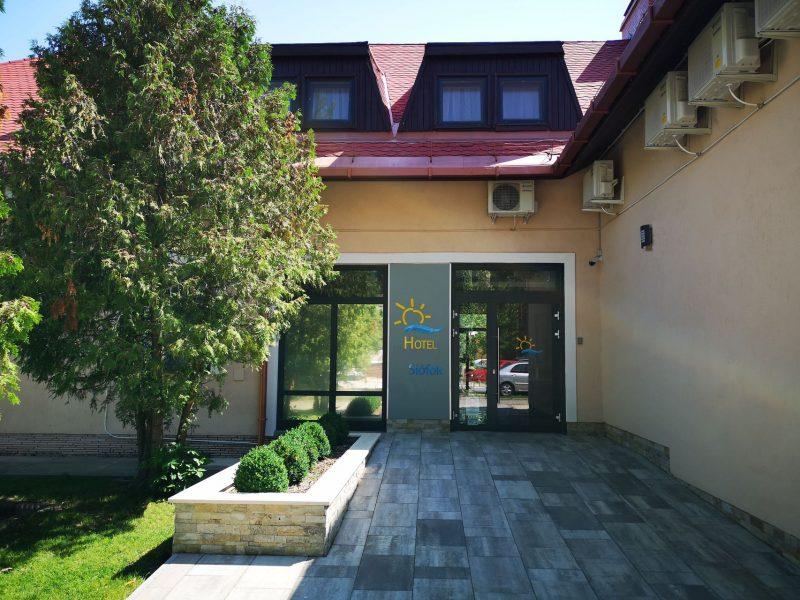 9003-as Hotel Siófok