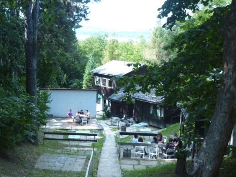 5829-es Ifjúsági tábor  Zebegény