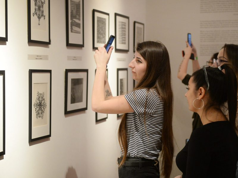 A világ új képe – holografikus- és AR-technológiákra épülő interaktív kiállítás