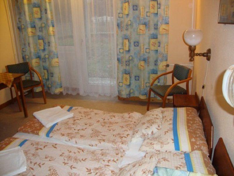 1202-es hotel Zalakaros