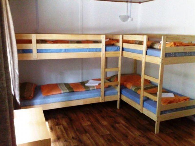 3461-es Ifjúsági szálló Szilvásvárad