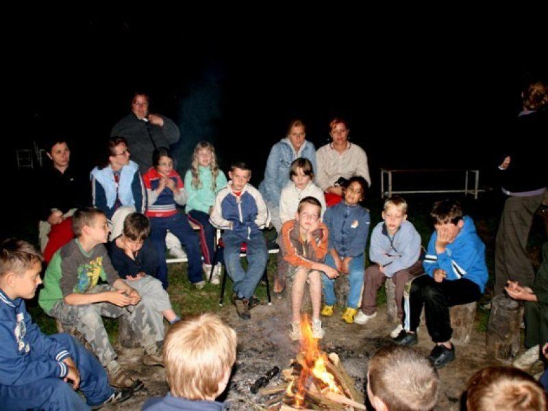5585-ös Ifjúsági és sporttábor Őrimagyarósd