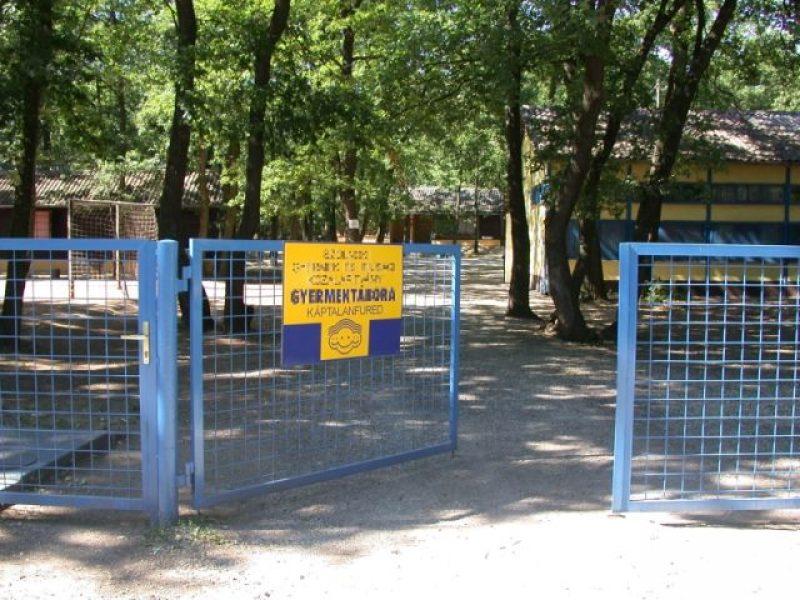 9476-os Gyermektábor Balatonalmádi