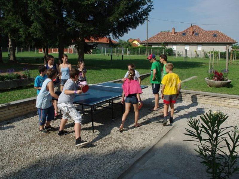 9450-es Ifjúsági tábor Balatonberény