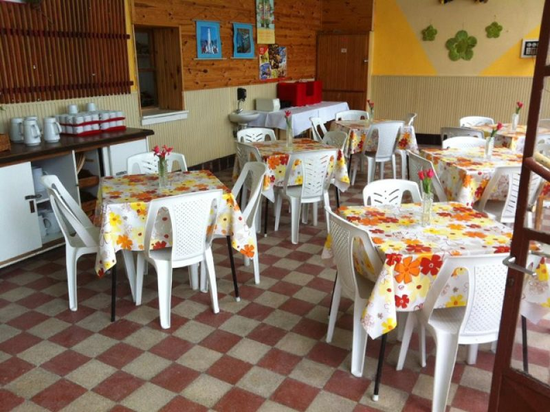 9601-es Ifjúsági szálló Balatonfenyves