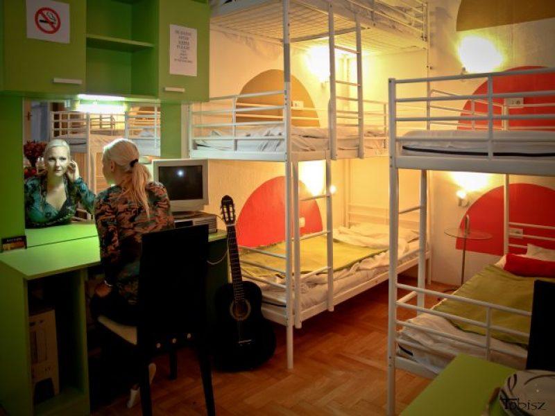 251-es hostel Budapest