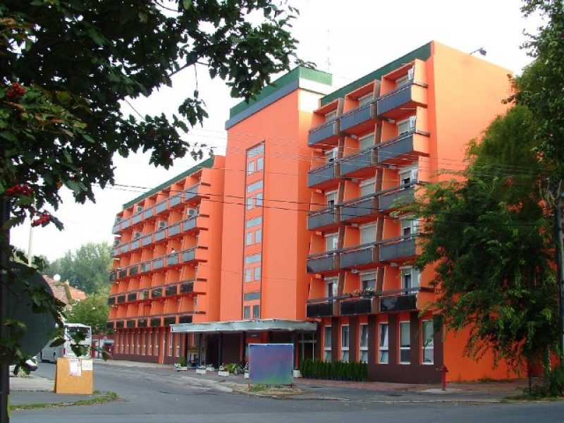 5663-as Hotel Szeged