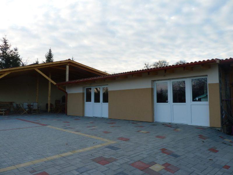 1233-as Vendégház Pákozd