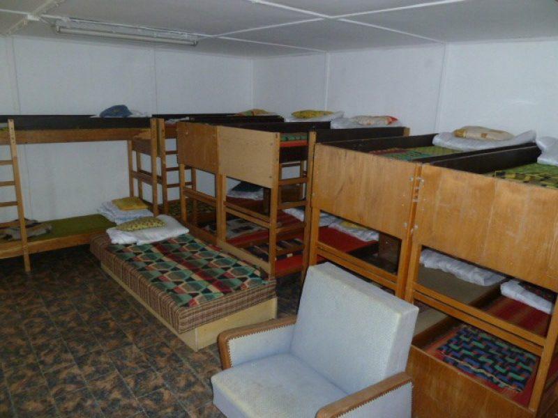 9587-es Gyermek- és ifjúsági tábor Recsk