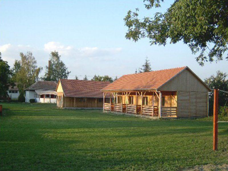 5844-es Turistaház és kemping Felsőberecki